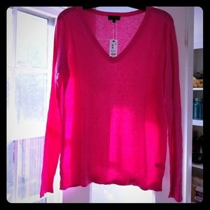 The Limited NWT Hot Pink Sweater